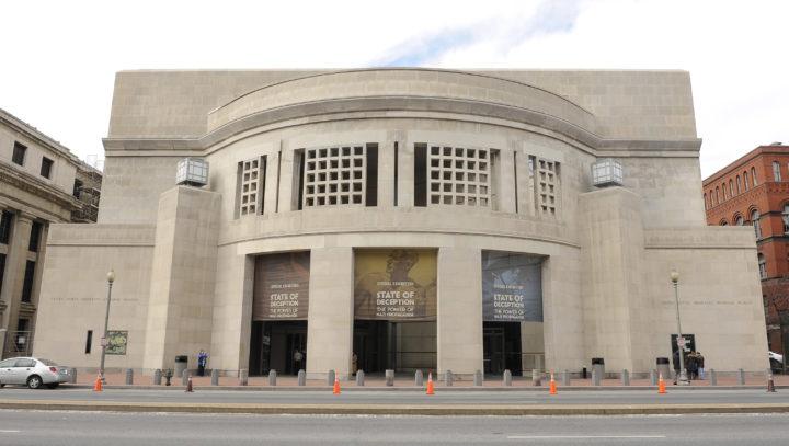 United States Holocaust Memorial Museum Provides Poignant ...