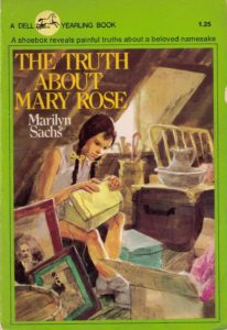 Book the truth about mary rose