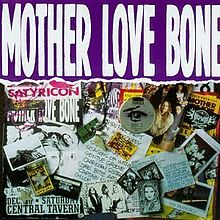 The album cover for Mother Love Bone's last album