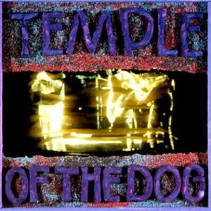 Album cover for Temple of the Dog