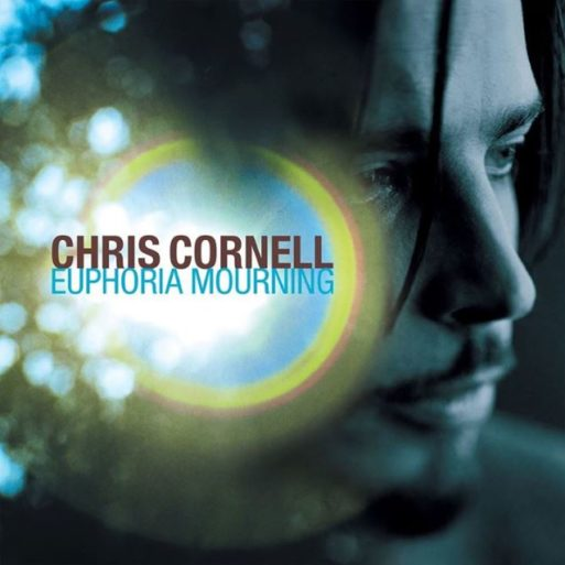 The album cover for Chris Cornell's solo record Euphoria Mourning, which features Wave Goodbye