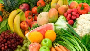 fruits and vegetables are the basis of a plant based diet