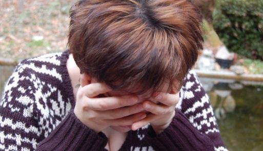 how a woman can grieve
