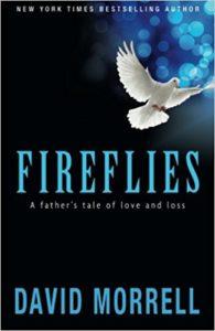 """""""Fireflies"""" book cover"""