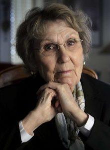 Helen Karr, elder abuse specialist