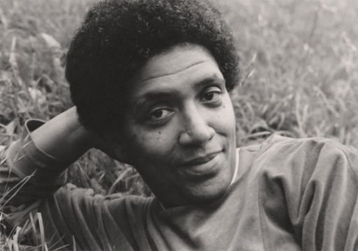 Portrait of Audre Lorde