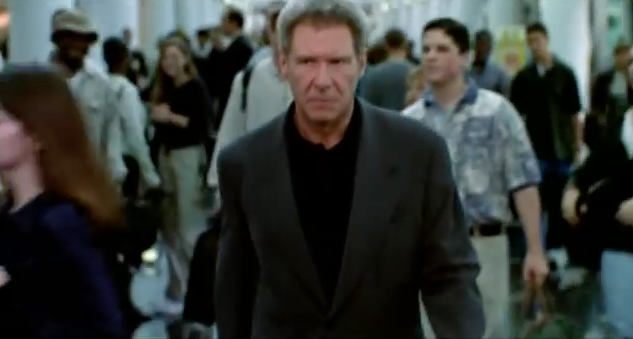 Film with Harrison Ford's grief healing