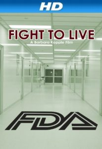 Cover of the Fight To Live Documentary