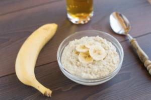 Bowl of oatmeal is better than tube feedings