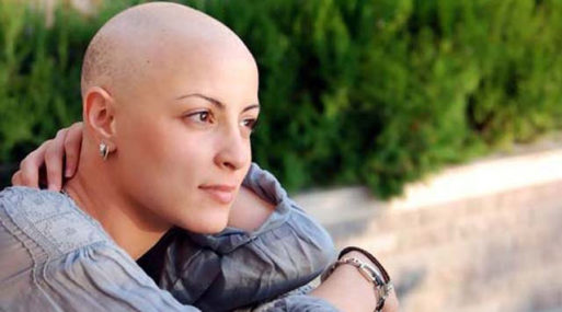 Cancer patient who is receiving Keytruda