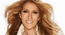 Celine Dion, singer of Because You Loved Me