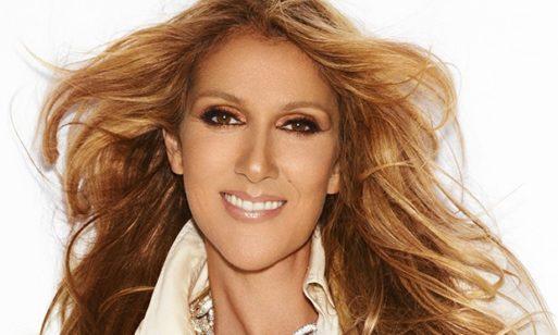 """Celine Dion, singer of """"Because You Loved Me"""""""