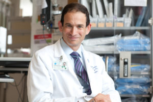 Dr. Stephen Pantilat focuses on quality of life for his patients