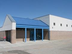 """The John Baker Elementary School mentioned in """"A Shining Season"""""""
