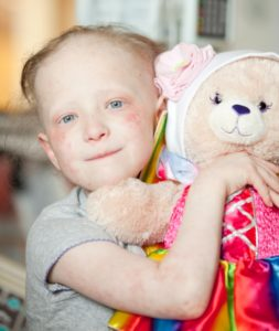 Child with cancer benefits from pediatric palliative care