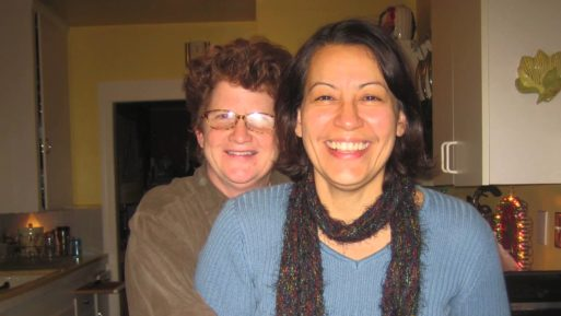 A photo of Page and Madalene, whose love is the inspitration for Monday Hearts for Madalene