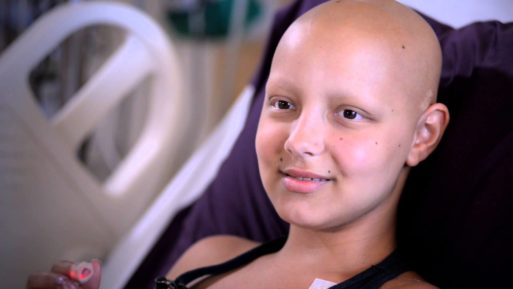 Teenager with cancer benefits from pediatric palliative care