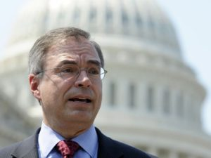 Rep. Andy Harris standing in front of Capitol