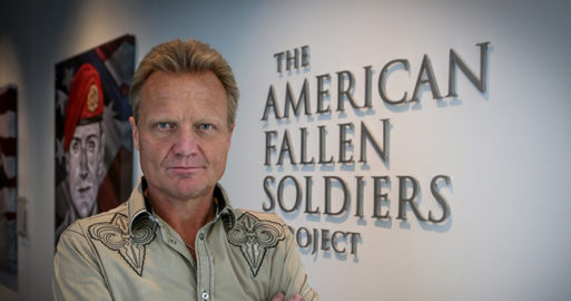 Phil Taylor of American Fallen Soldiers