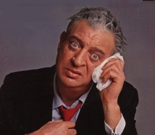 Protrait of Rodney Dangerfield