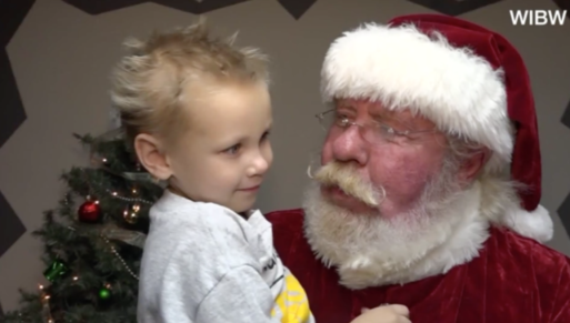Terminal ill boy given christmas in september