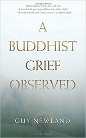 A Buddhist Grief Observed book cover