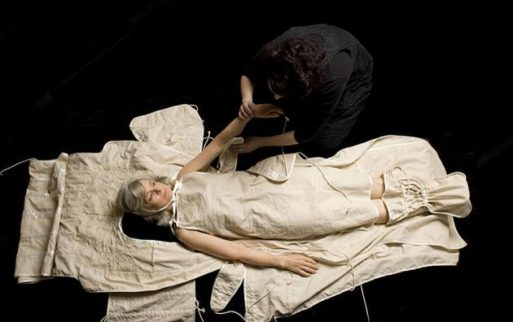 Burial garments to be shown at the Festival of Death and Dying