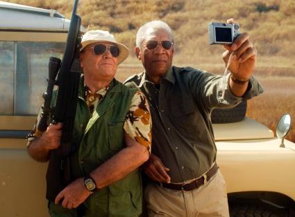 """Two buddies enjoy adventure in """"The Bucket List"""""""