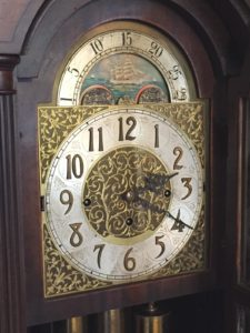 An old clock signifies the time of your life
