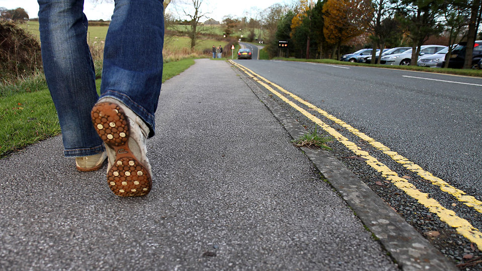 Scientists Find A Link Between Walking Speed And Heart