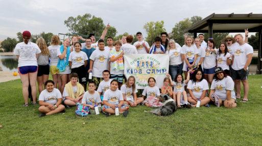 Photo of kids attending Kids Camp