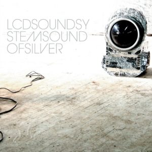 "Album cover of LCD Soundsystem's ""Sound of Silver"" containing ""Something Great"""