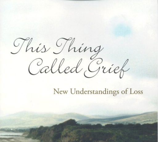 """Book cover of """"This Thing Called Grief"""""""