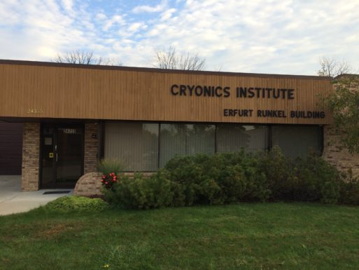 Front of Cryonics Institute