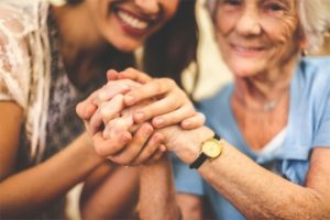 Hospice care provides emotional support
