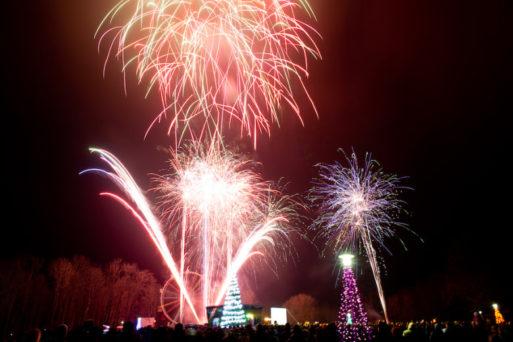 Fireworks for a Wonderful 2018
