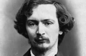 Photo of Algernon Charles Swinburne