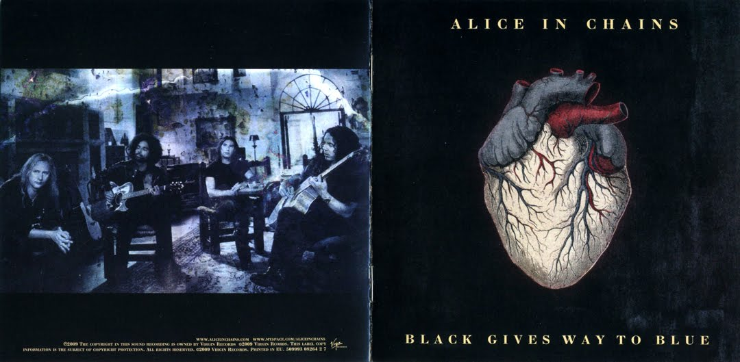 """Alice In Chains' Beautiful Tribute Ballad """"Black Gives Way"""