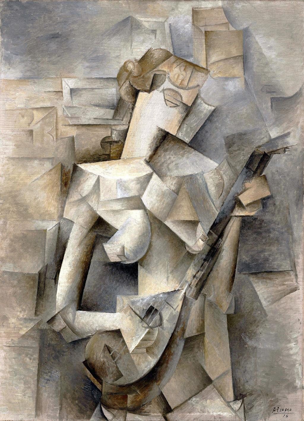 Pablo Picasso Taideteokset
